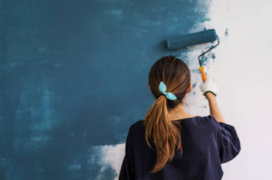 DIY painting at home can result in some dreadful walls!