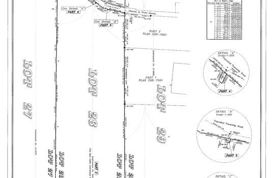 Survey – Main Property