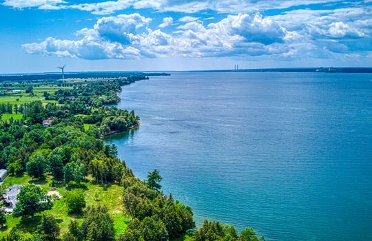12 Acres Waterfront Property on Amherst Island