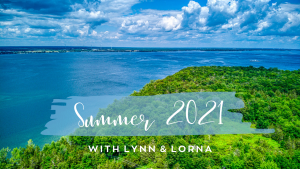 Summer 2021 with Lynn Wyminga and Lorna Willis Kingston and area real estate