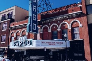 Fargo-Moorhead real estate downtown theater