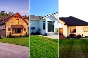 Fargo-Moorhead Neighborhoods home front collage
