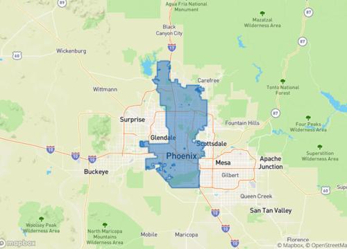 Phoenix Metro Area