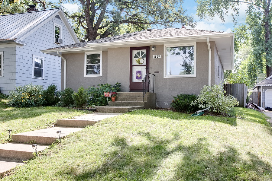 St. Paul home SOLD – 1868 Montana Avenue!