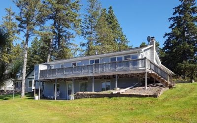 Lakefront property SOLD – 66249 Big Pine Road in Finlayson!
