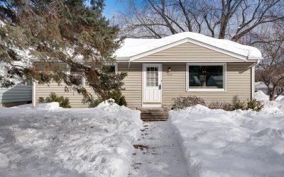 JUST SOLD – 4804 Karen Place – White Bear Lake