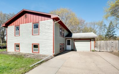 White Bear Lake home SOLD! 20+ offers!