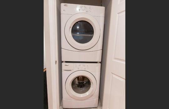 46 Empire Cres., Courtice - Basement Laundry