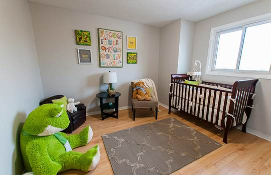 46 Empire Cres., Courtice - 2nd Bedroom