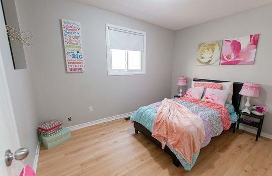 46 Empire Cres., Courtice - 3rd Bedroom
