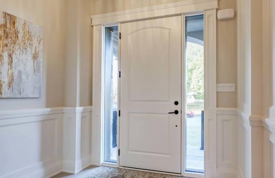 Hickory—Front-Door