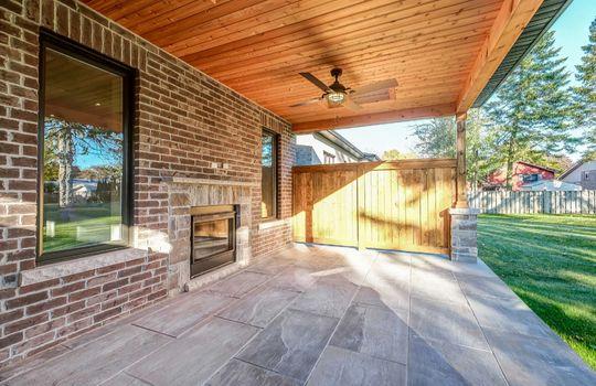 Hickory—Porch