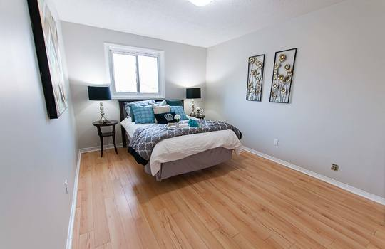 46 Empire Cres., Courtice - Master Bedroom