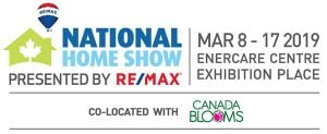 National Home Show 2019
