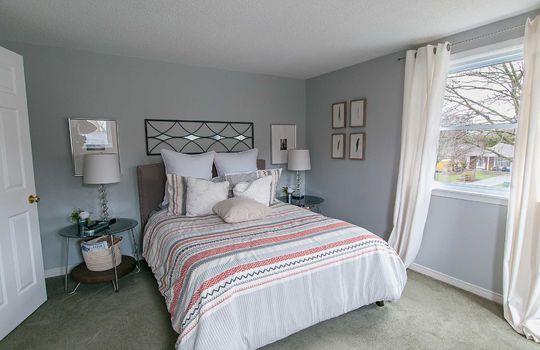 1055 Basswood Court, Oshawa - Master Bedroom