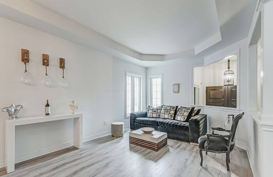 33 Crellin St., Ajax - Living Room