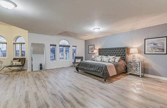 33 Crellin St., Ajax - Master Bedroom