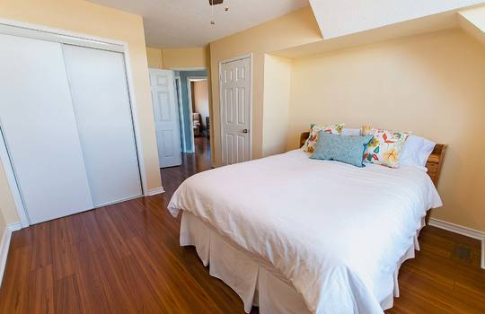 23 Playfair Road, Whitby - Master Bedroom