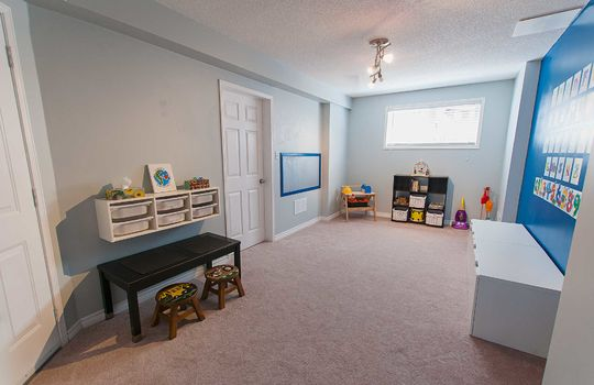 23 Playfair Road, Whitby - Rec Room