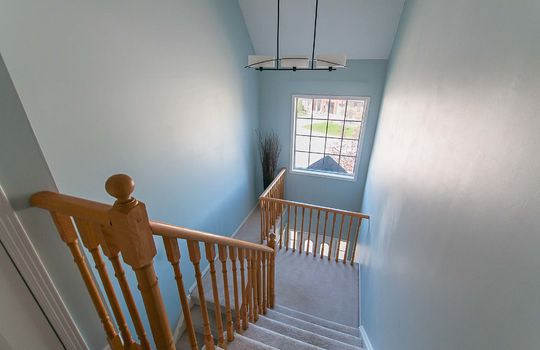 23 Playfair Road, Whitby - Staircase