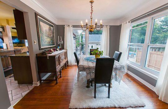 320 John Street, Cobourg - Dining Room