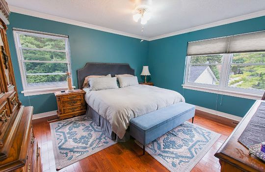 320 John Street, Cobourg - Master Bedroom