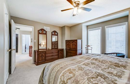1 Torr Lane, Ajax - Master Bedroom