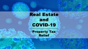 COVID19-Property Tax Relief