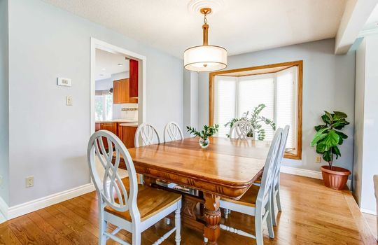 13 Addley Cres., Ajax - Dining Room