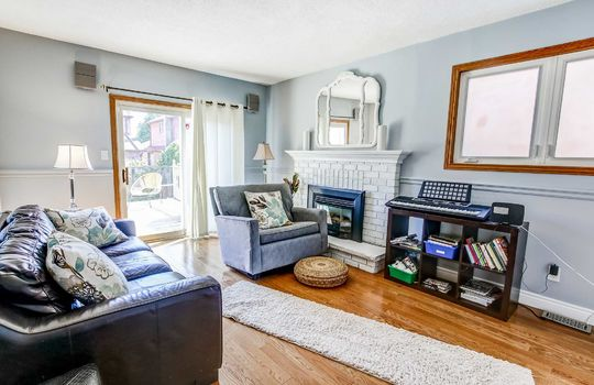 13 Addley Cres., Ajax - Family Room