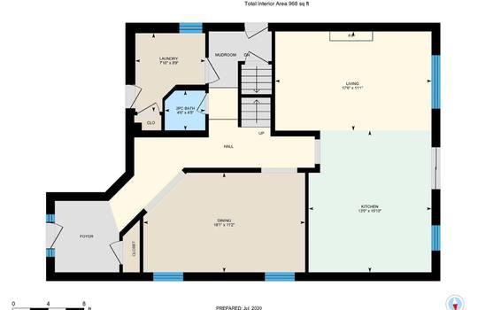 1558 Rorison St, Oshawa - Floor Plan