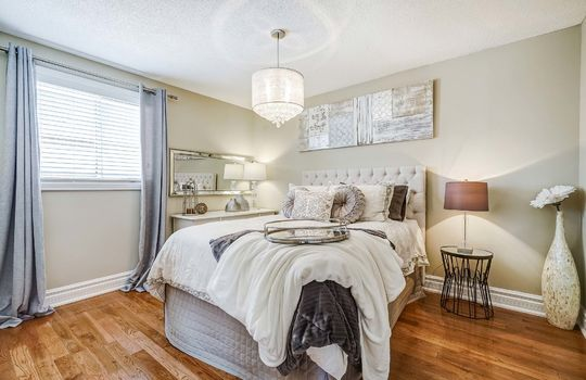 37 Braebrook Dr., Whitby - 3rd Bedroom