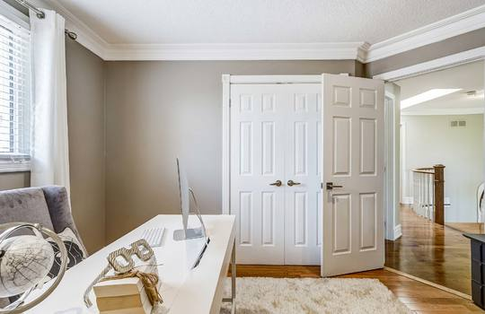 37 Braebrook Dr., Whitby - 4th Bedroom