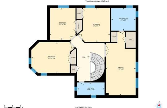 37 Braebrook Dr., Whitby - Floor Plan