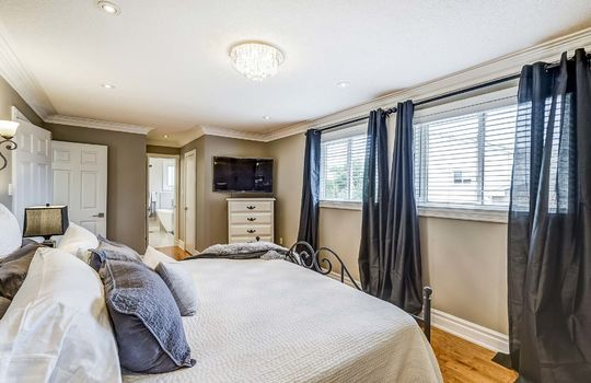 37 Braebrook Dr., Whitby - Master Bedroom