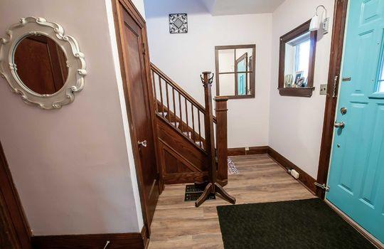 117 Patrica St., Oshawa - Foyer