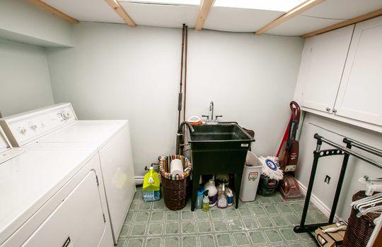 117 Patrica St., Oshawa - Laundry Room