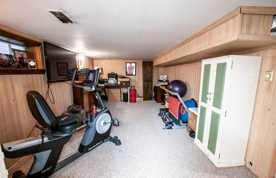117 Patrica St., Oshawa - Rec Room