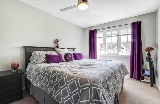 1087 Ormond Dr #48, Oshawa - Master Bedroom
