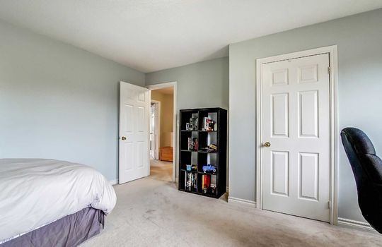 35 Weldon St., Whitby - 2nd Bedroom
