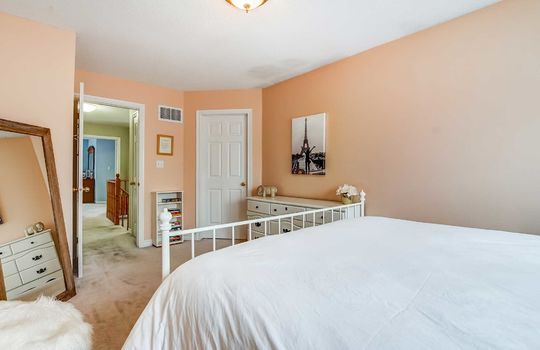 35 Weldon St., Whitby - 3rd Bedroom