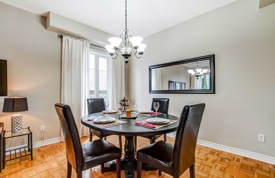 35 Weldon St., Whitby - Dining Room