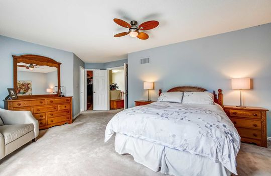 35 Weldon St., Whitby - Master Bedroom