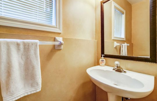 35 Weldon St., Whitby - Powder Room