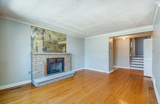 Living Room - 11 Jenson Crt Toronto
