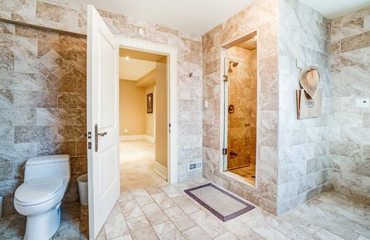 Basement 3 Piece Bath - 1 Connie Crt, Whitby