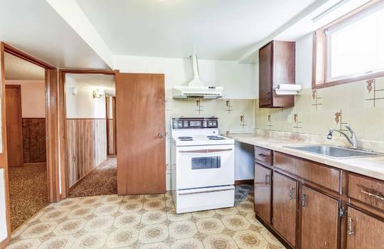 Basement Kitchen - 361 Gliddon Ave., Oshawa