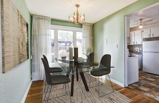 Dining Room - 361 Gliddon Ave., Oshawa