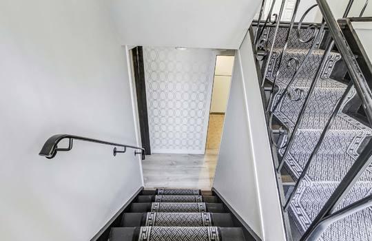 Down Staircase - 2080 Foxfarm Rd Peterborough