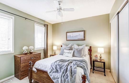 Bedroom 3 - 1676 Spencely Dr Oshawa